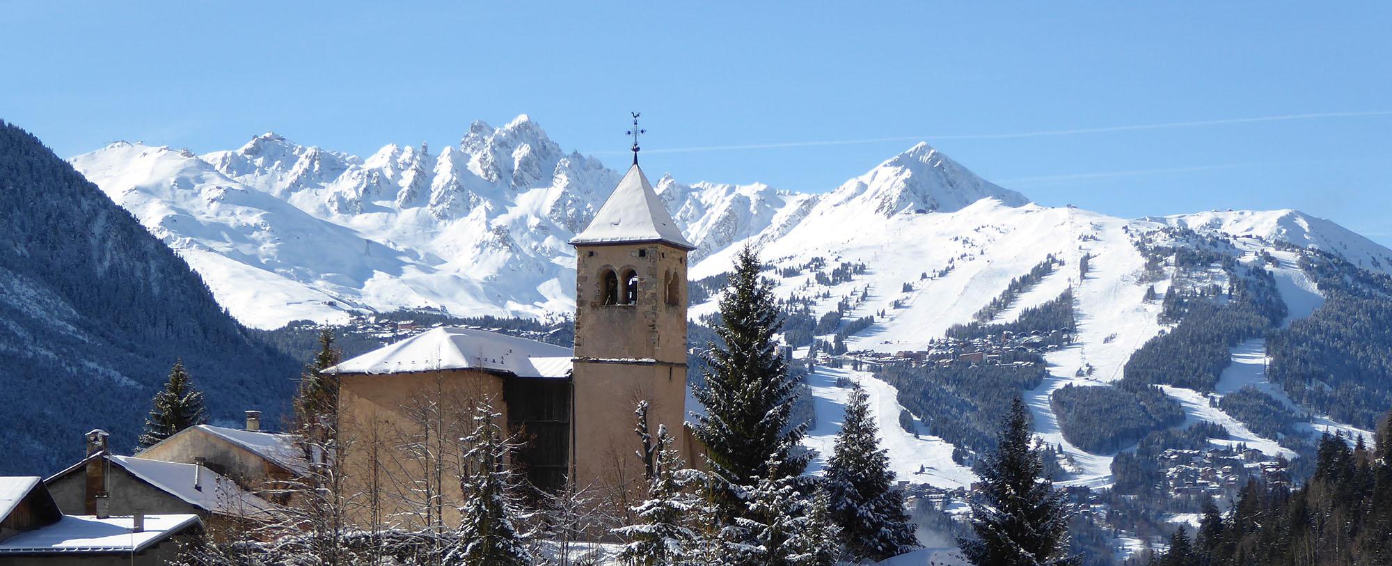 Champagny en Vanoise Ski Champagny en Vanoise »